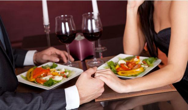 Сексуальный ужин для любимого