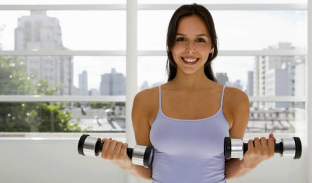 Топ 5 простых упражнениий для похудения рук
