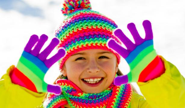 Как помочь ребенку адаптироваться к похолоданию