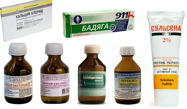 аптечные средства для очищения организма