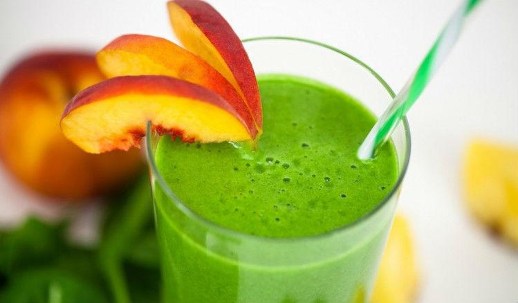 Зеленые соки - средство похудения голливудских звезд