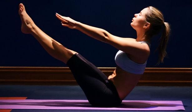 Эффективный фитнес: калланетика