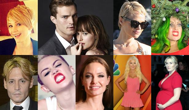 Топ 10 знаменитостей, которые удивили нас в 2013 году