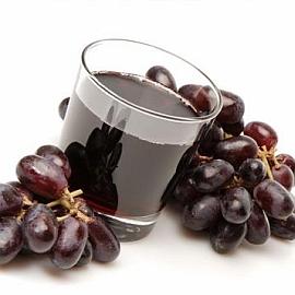 Виноградный сок от ишемии