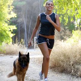 Веселый фитнес с собаками и кошками