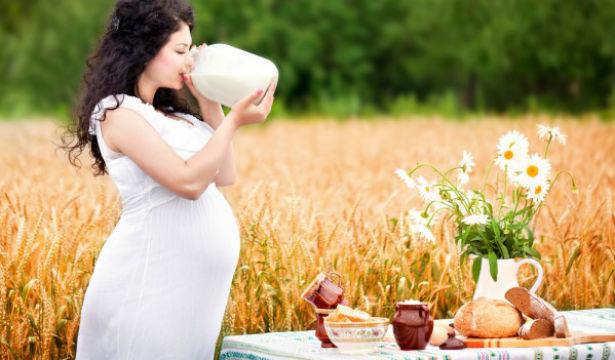 Как питаться желающим забеременеть