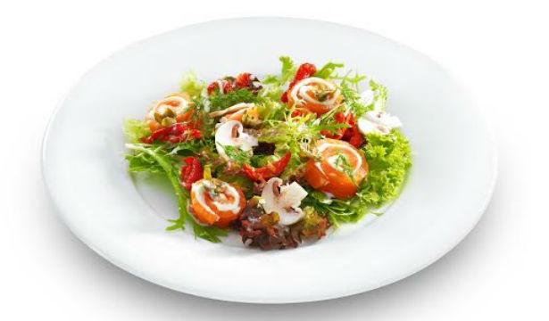 рецепты салатов из овощей и зелени