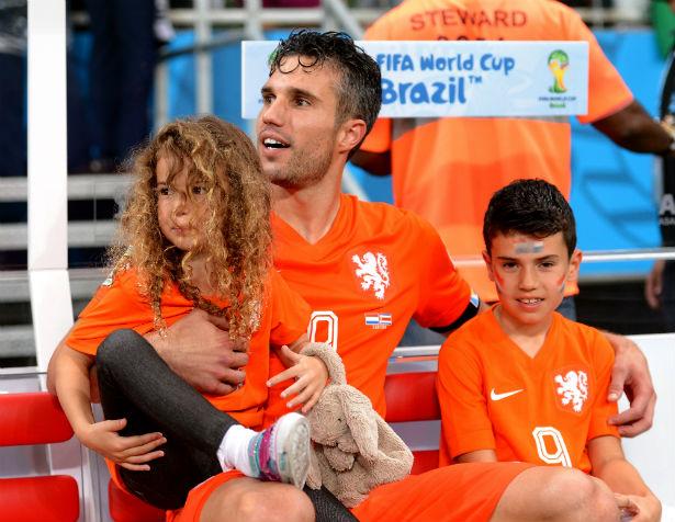 Яркие игроки Чемпионата мира по футболу 2014
