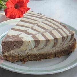 Блюдо дня: творожный торт «Трио». ФОТО