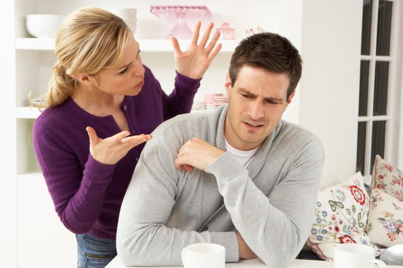 10 основных конфликтов между мужчиной и женщиной