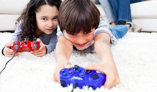 Видеоигры могут быть полезными для детей