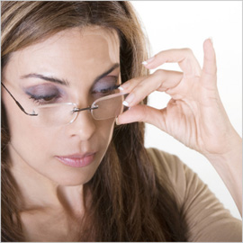 Очки или контактные линзы?