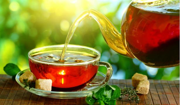 Употребление чая продлевает жизнь