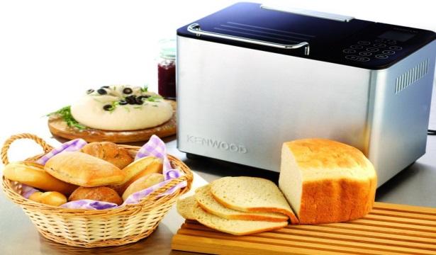 Хлебопечка – удобство в изготовлении хлеба