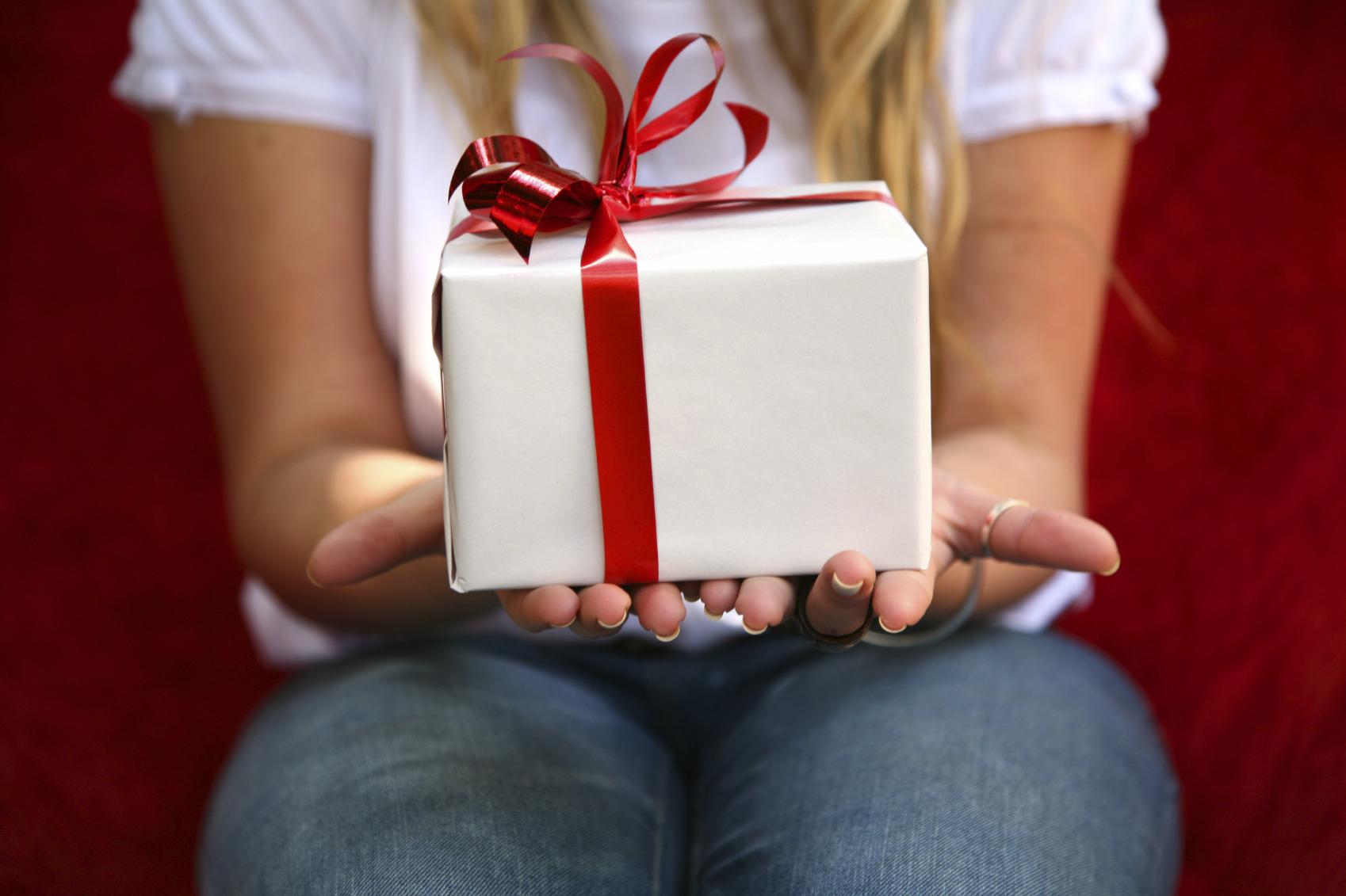 Картинки подарок девушке своими руками