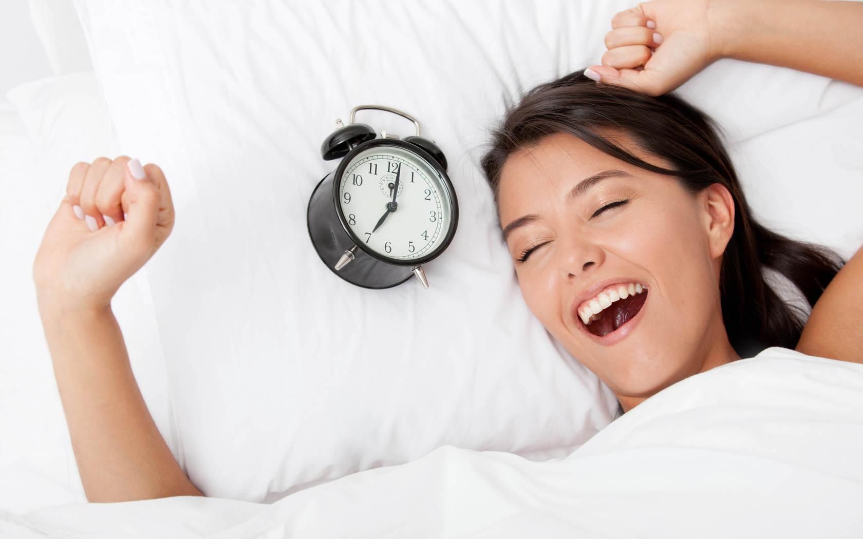 Просыпается от секса 5 фотография