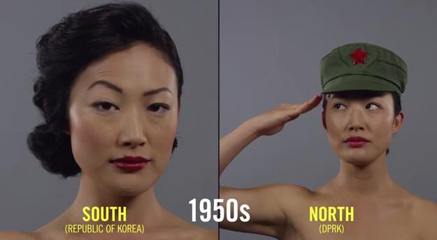 Как менялись женские прически на протяжении века: Корея