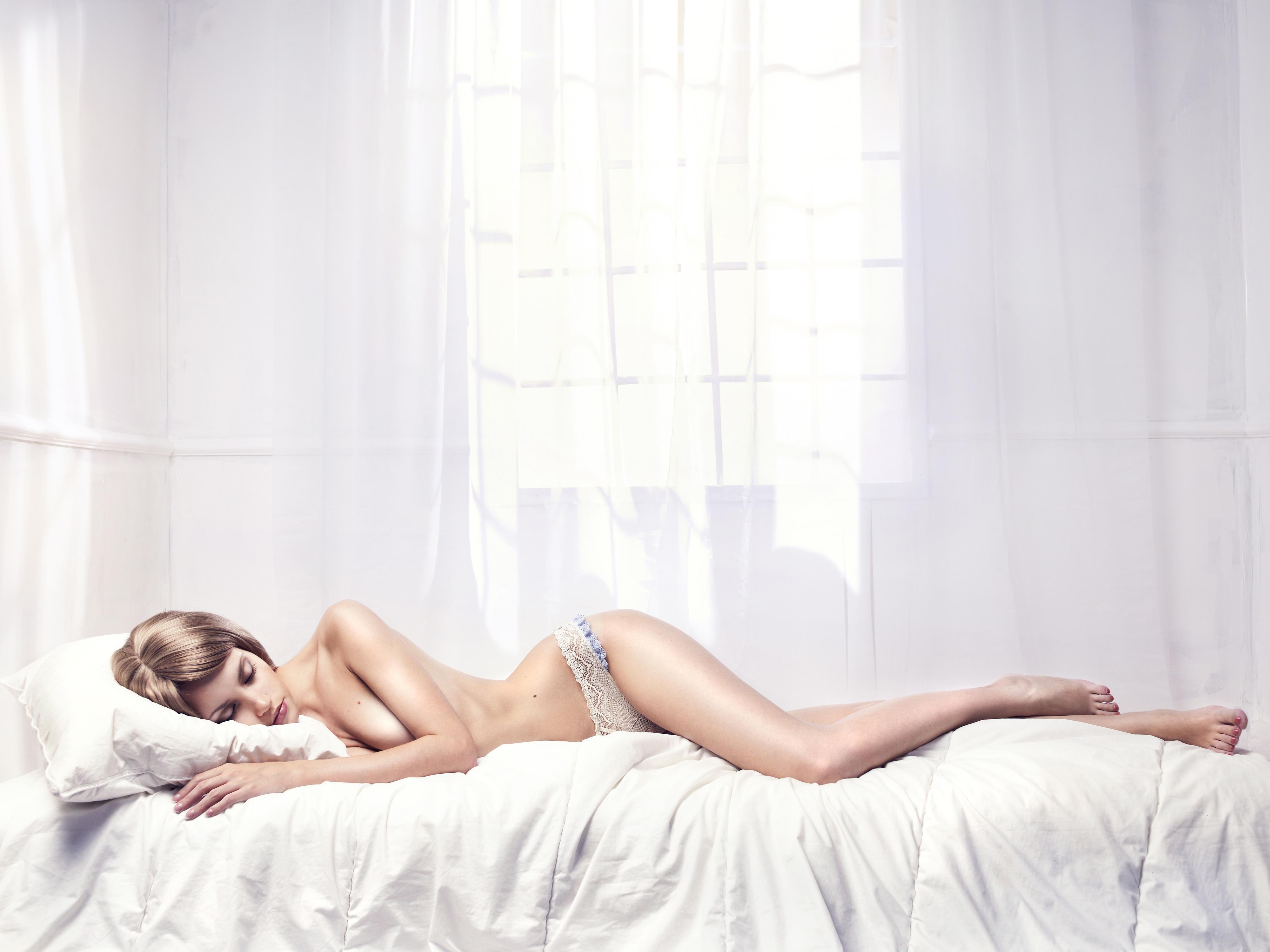 Секс с красивой чувственной девочкой 6 фотография