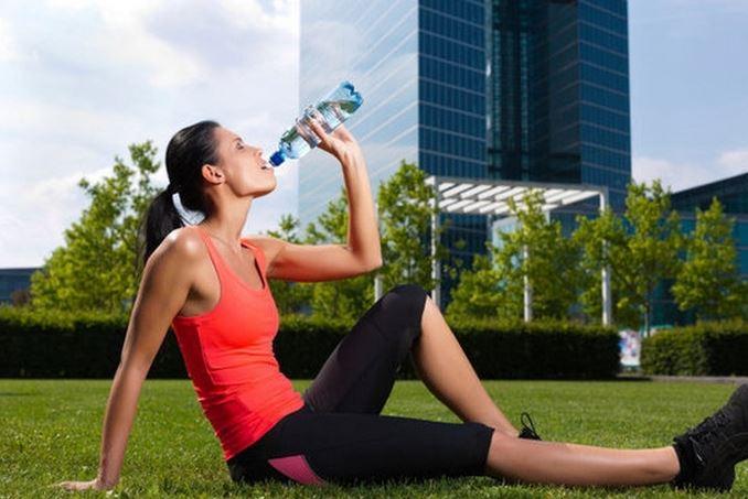 город вред пить воду во время тренировки говорят