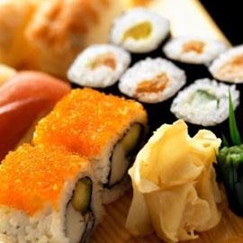 Суши грозят женщинам гормональными сбоями и ожирением