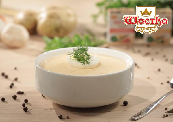 Простий овочевий суп-пюре