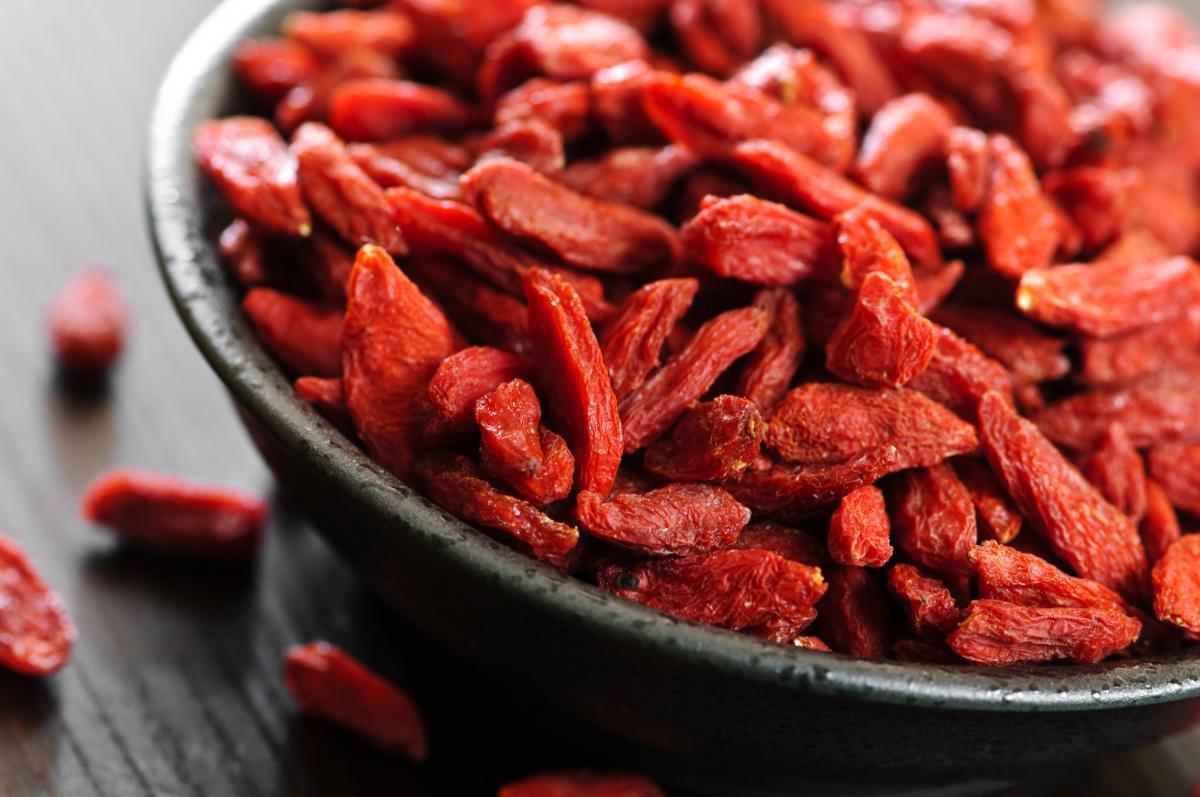 Как употреблять ягоды годжи для красоты тела