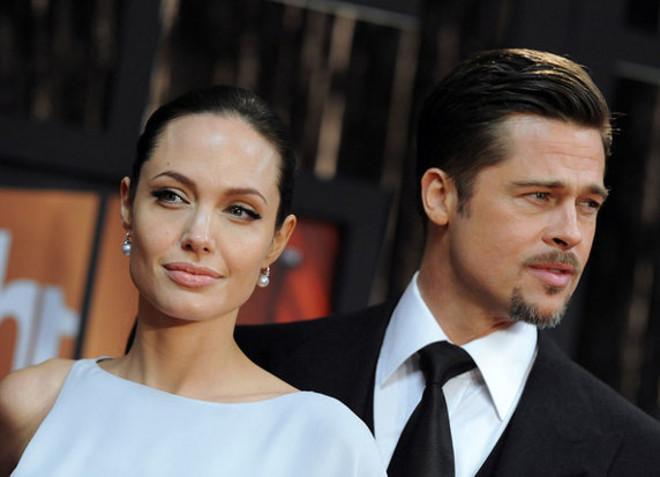 Как Анджелина Джоли и Бред Питт ссорились на съемках