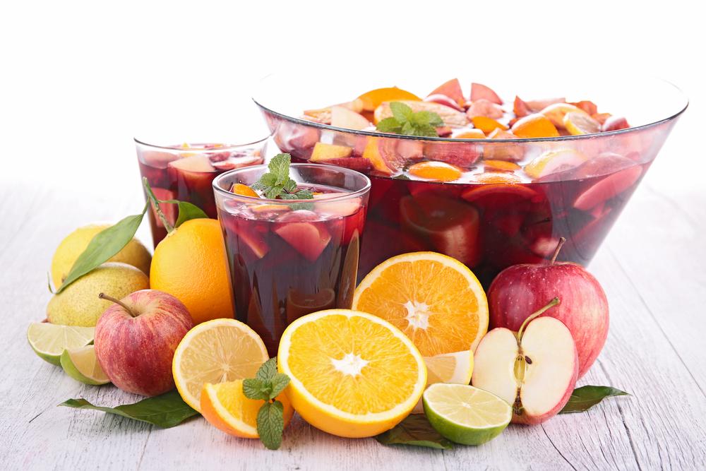 как приготовить божественный безалкогольный напиток
