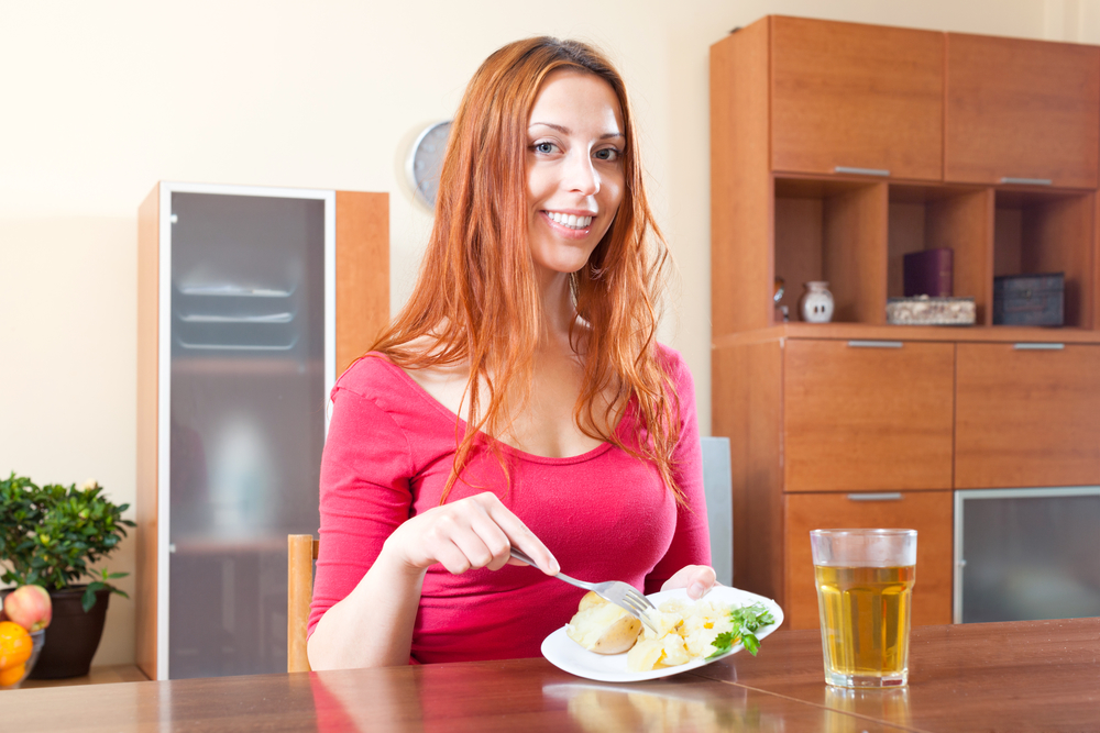 что можно кушать при диете на ночь