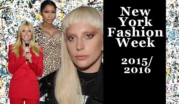 Нью-Йорк Неделя моды