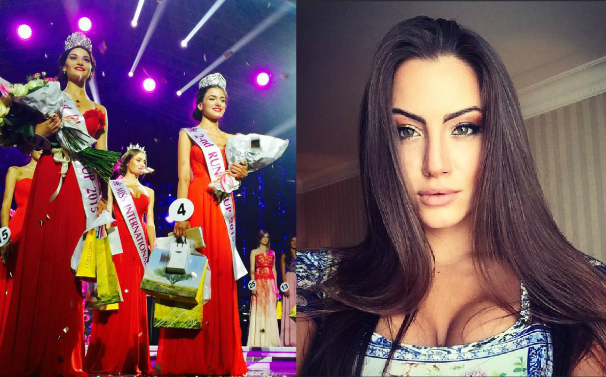 Мисс Украина 2015: Пробедительницей конкурса стала 18-летняя киевлянка
