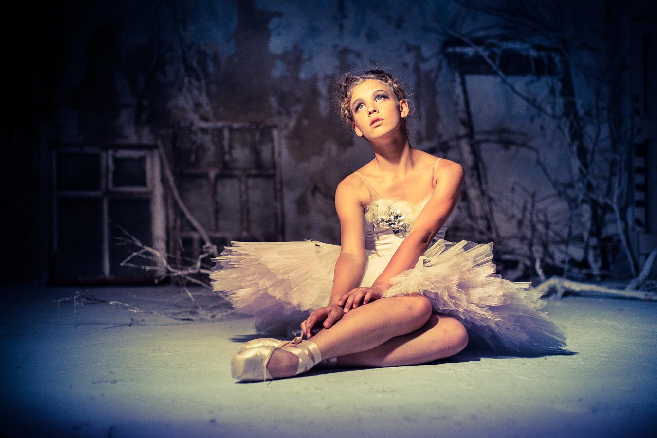 У балерины видны трусы 13 фотография