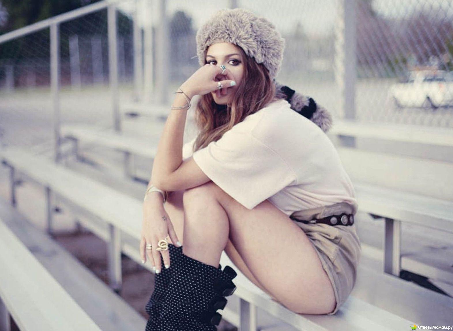 Фото девушка с прокладкой 10 фотография