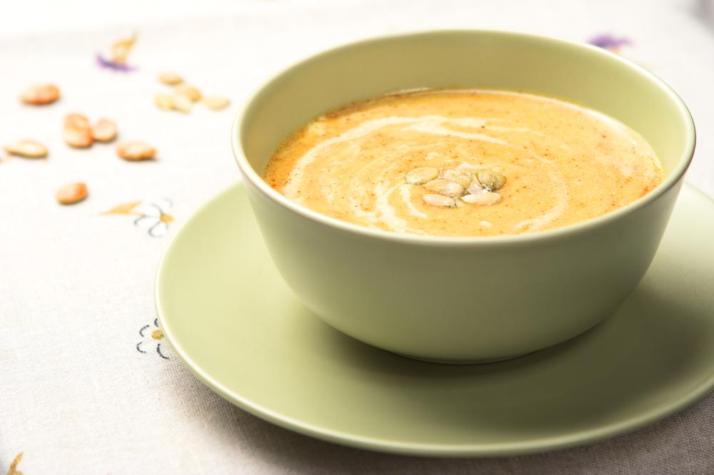 рецепты диетического супа из тыквы
