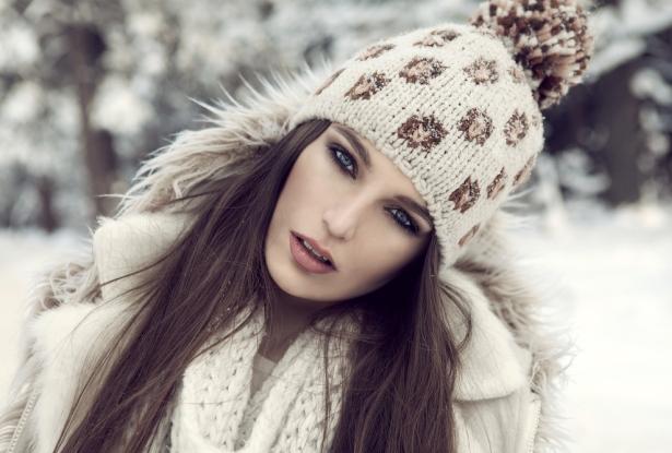 Особенности зимнего макияжа: как подготовиться к смене сезонов