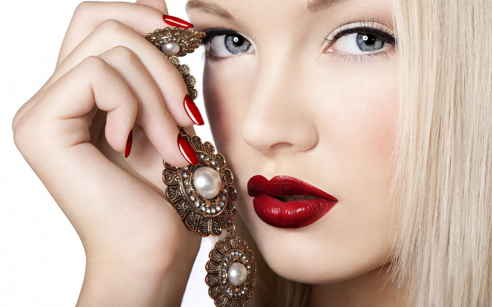 новый тренд в макияже