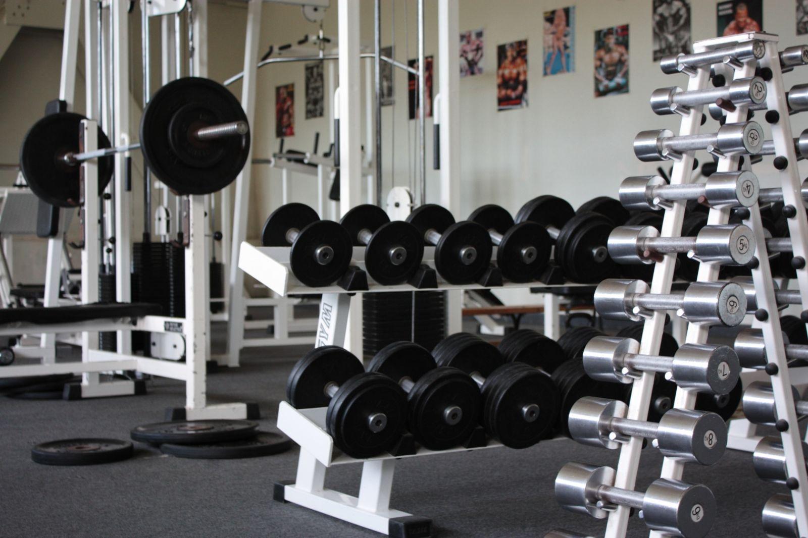 Сосут в спортзале 23 фотография