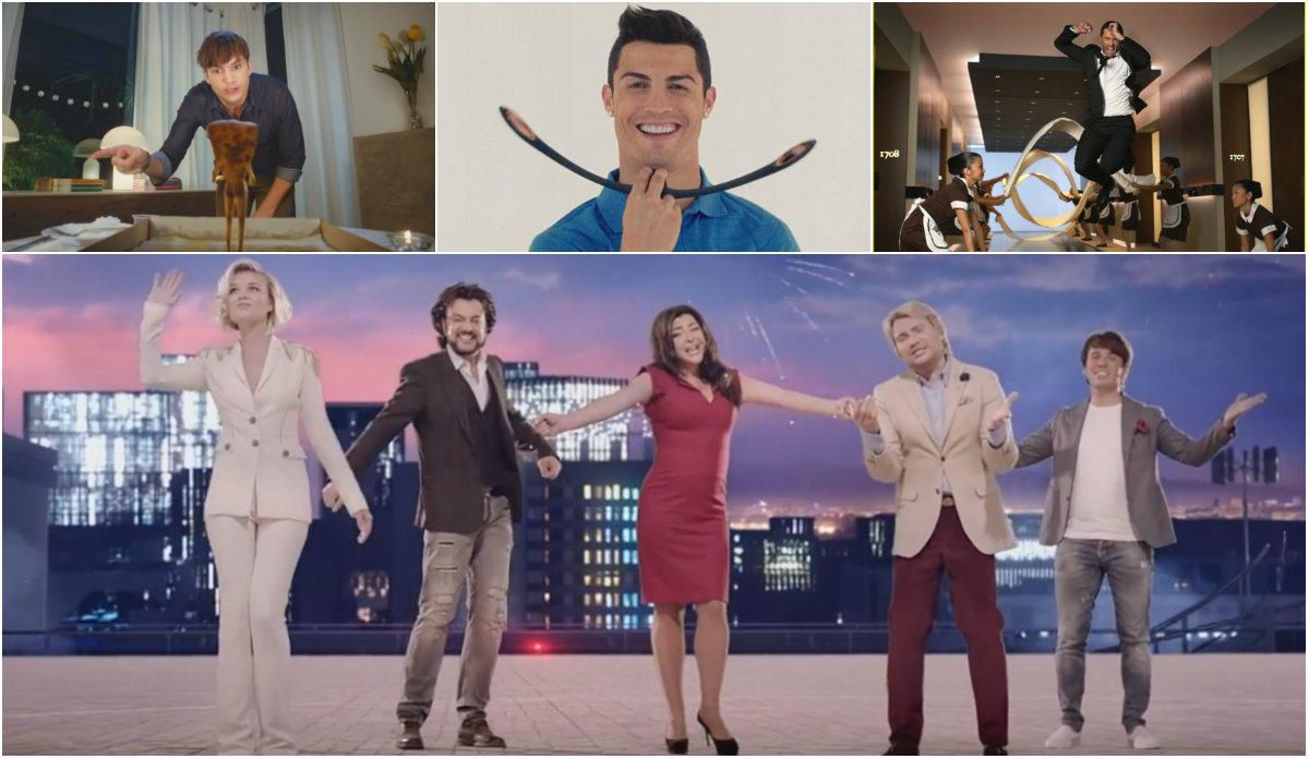 Деньги не пахнут: звезды, которые снялись в спорной рекламе