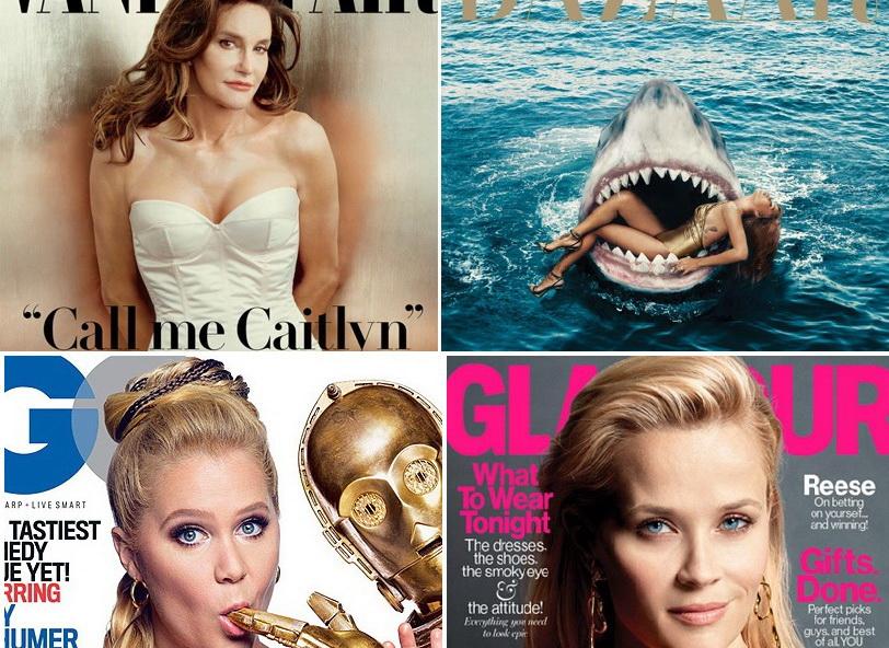 Лучшие глянцевые обложки года. Фотогалерея и голосование
