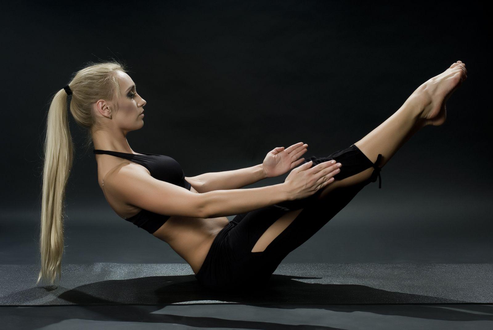 Фитнес для похудения ног