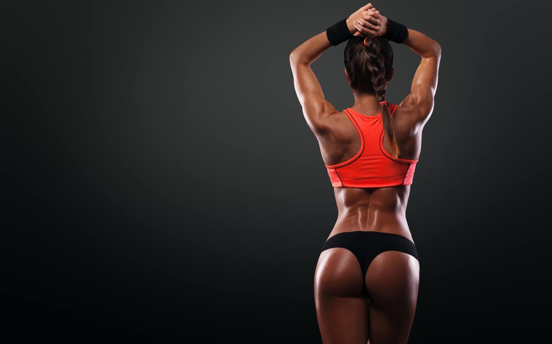 Сексуальные ягодицы: как правильно делать тягу на прямых ногах