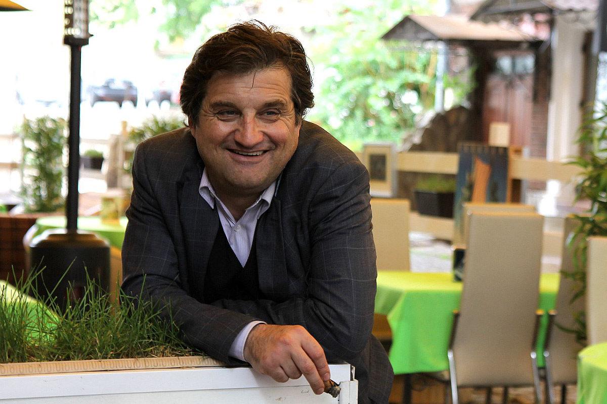 Отар Кушанашвили станет папой: 8 ребенок 45-летнего шоумена