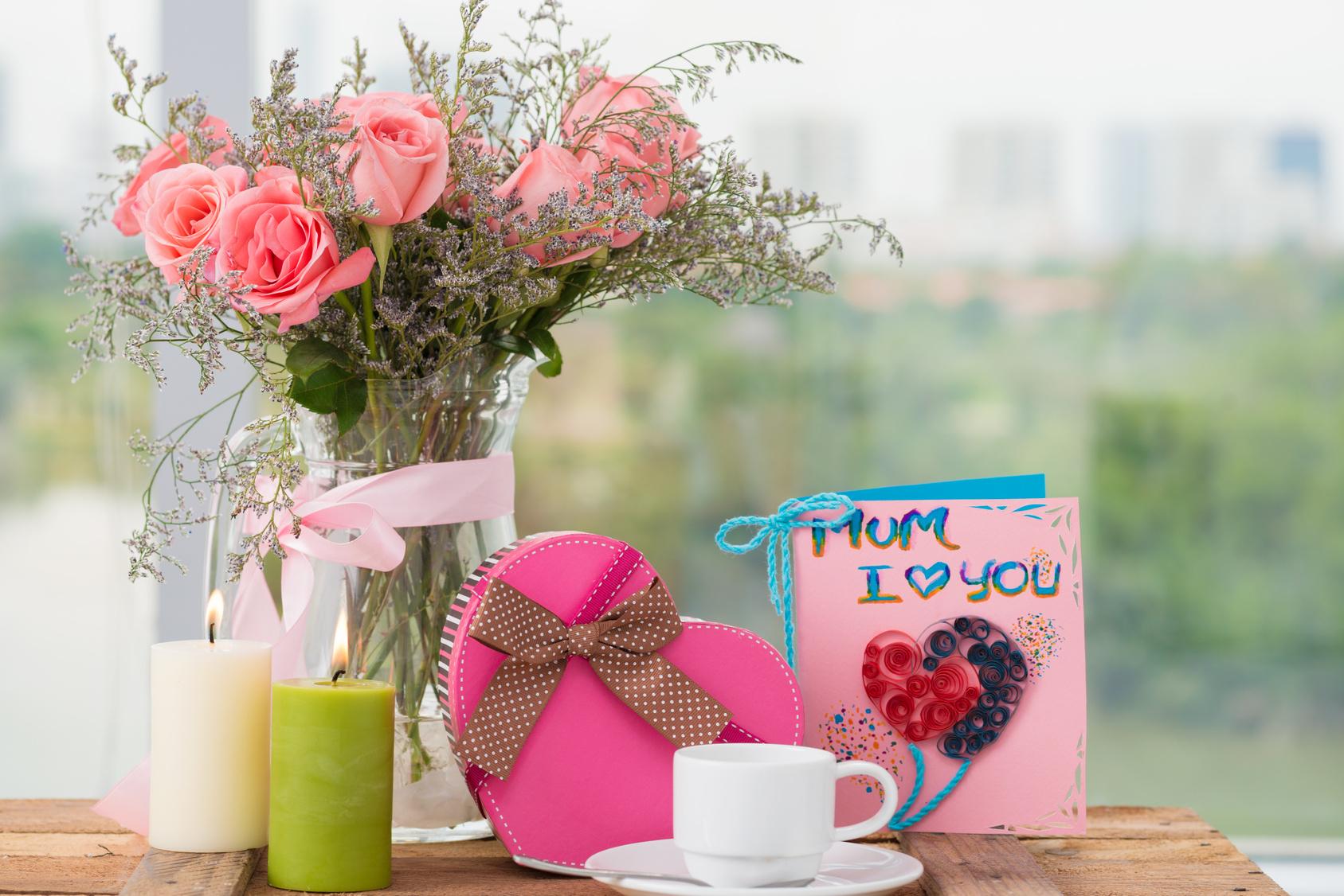 Хорошие подарки для мамы своими руками