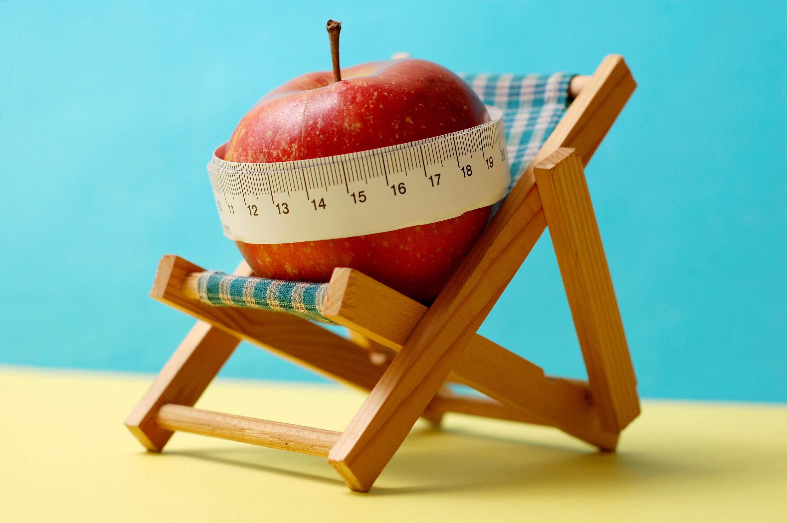 Яблочная диета: как похудеть на 7 килограмм за 7 дней