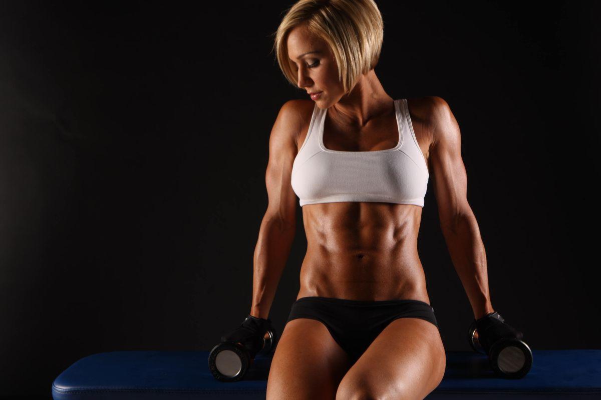 Самые красивые фитнес модели 10 фотография