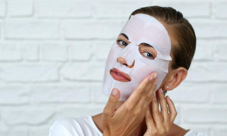 Картинки по запросу применение тканевые маски фото
