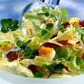 Как приготовить идеальный салат?