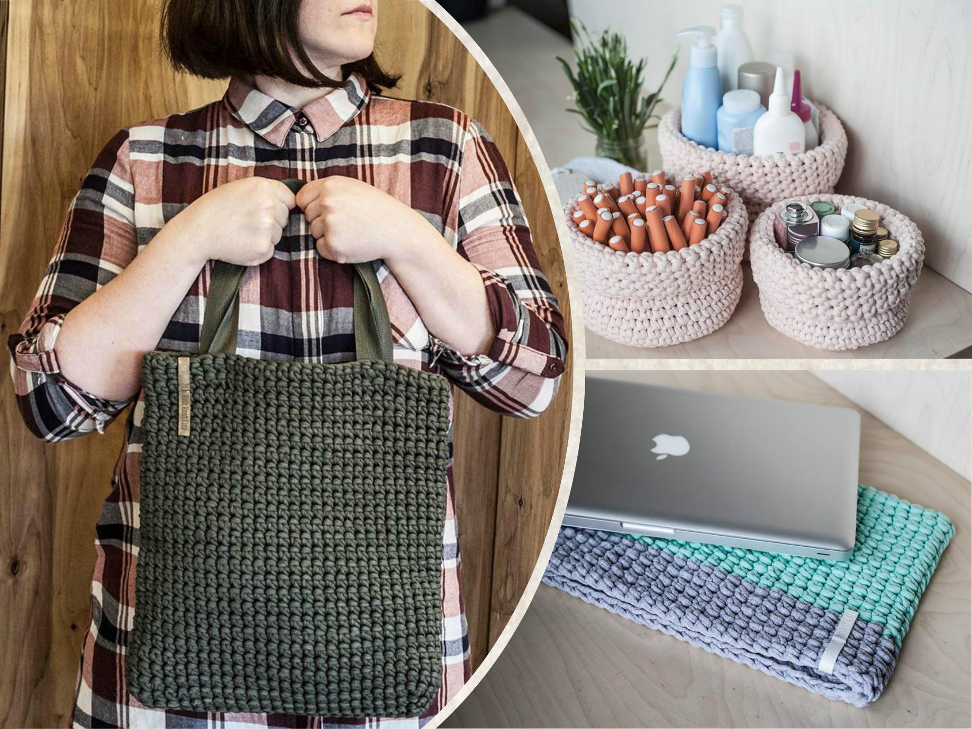Как сделать бизнес на вязание