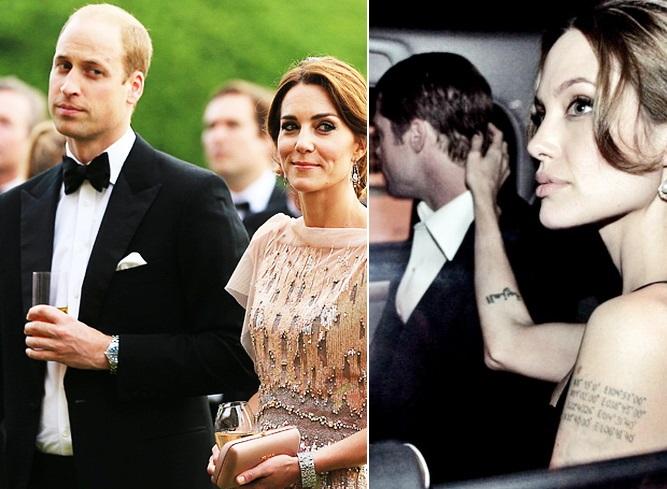 Смотреть Кейт Миддлтон ревнует принца Уильяма к сексуальной коллеге видео