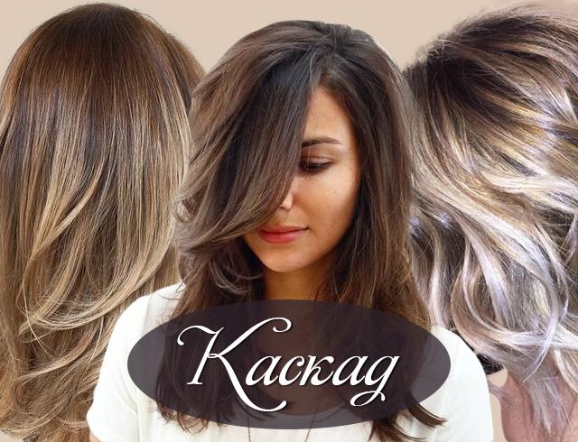 Прически длинный каскад фото на средние волосы